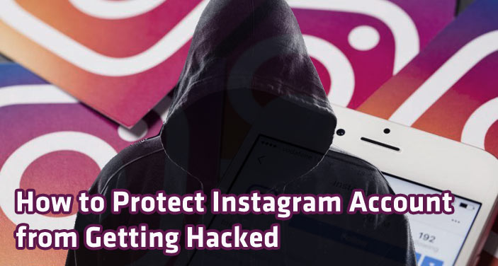 Protect Instagram from Hacker